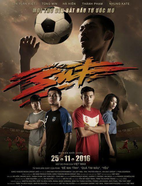 Sút- bộ phim điện ảnh gây được tiếng vang lớn về chủ đề bóng đá
